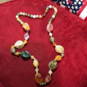 Jewelry - Vintage  long necklace .